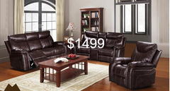 $1499 Sofa Set - Aldergrove Furniture Warehouse