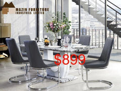 $899 Dining Table Collection - Aldergrove Furniture Warehouse