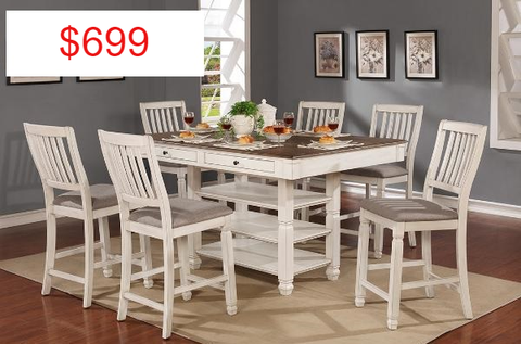 $699 Dining - Aldergrove Furniture Warehouse