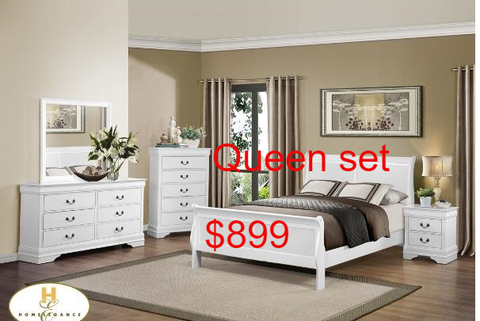 $899 Queen Set - Aldergrove Furniture Warehouse