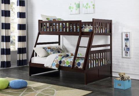 The Rowe Collection  BunkBed ( B2013TFE-1 ) - Aldergrove Furniture Warehouse