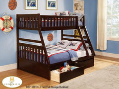 The Rowe Collection  BunkBed ( B2013FDC-1 ) - Aldergrove Furniture Warehouse