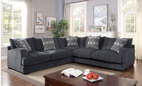 Worchester Collection 3 Pc Sectional (New Canda Day arrival)	🇨🇦 - Aldergrove Furniture Warehouse