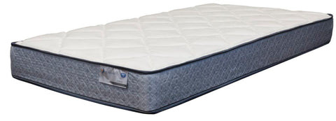 "spring air Fundy 7.5"" Tight Top Mattress - Aldergrove Furniture Warehouse"
