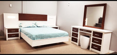 Custom Bedroom Set - Aldergrove Furniture Warehouse
