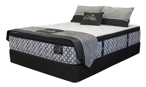 Diamond EuroTop mattress by Spring Air - Aldergrove Furniture Warehouse