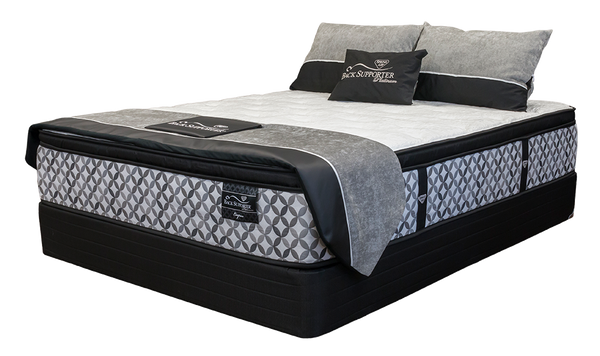 Whistler Back Support mattress by Spring Air - Aldergrove Furniture Warehouse