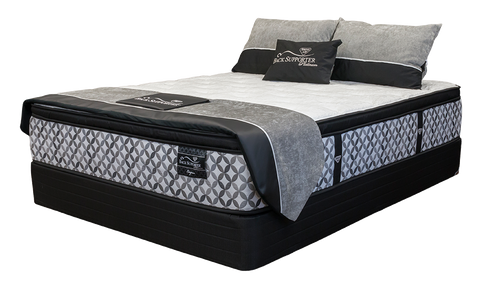 FusionPlus Gelfoam mattress by Spring Air - Aldergrove Furniture Warehouse