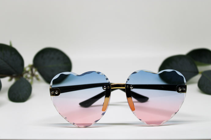 Heart-shaped Baby sunnies