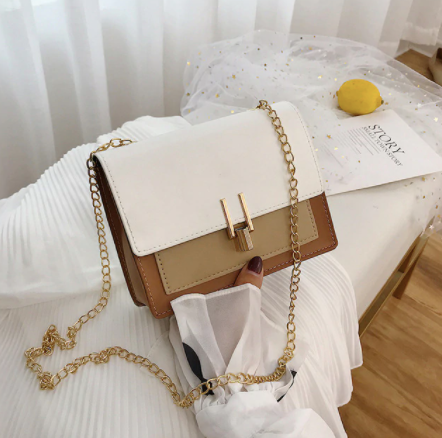 White Fashion Handbag
