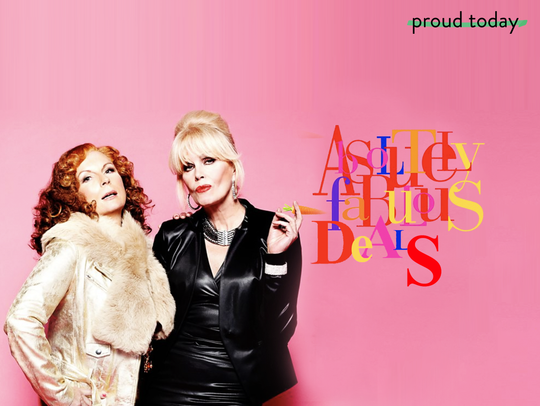 Abfab deals = 2 for 1!