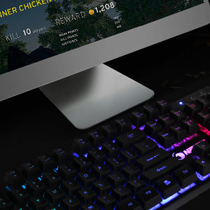 K10 gaming keyboard