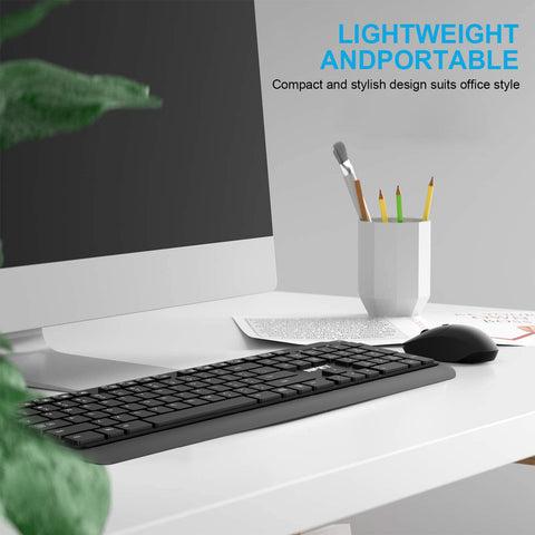 keyboard and mouse lightweight