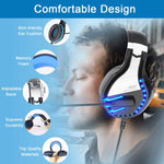 NPET HS10 Stereo Gaming Headset for PS4