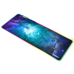 NPET MP02/03 RGB Gaming Mouse Pad LED Mouse Mat