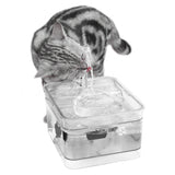 NPET Cat Dog Water Fountain WF010