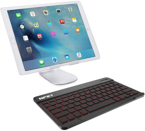 NPET BK01 Universal Slim Wireless Keyboard