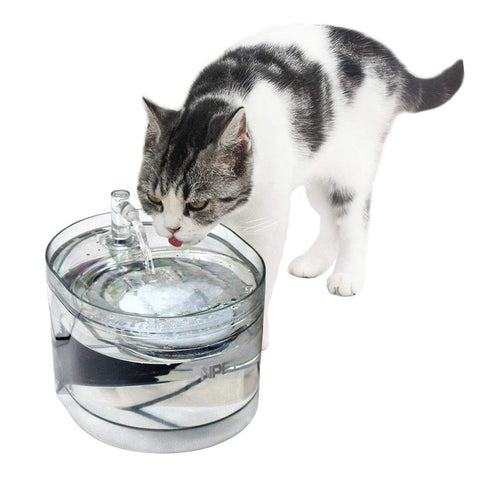 NPET Pet Water Fountain Cat Fountain Dog Fountain