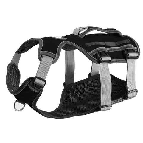 NPET Dog Harness No-Pull Pet Vest with 2 Metal Rings