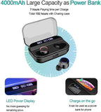 NPET X11 True Wireless Earbuds Bluetooth 5.0