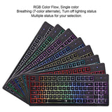 NPET G10 87 Keys Backlit RGB Gaming Keyboard