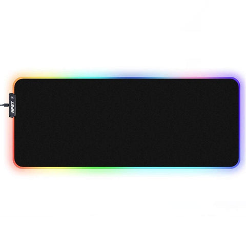 NPET MP02 RGB Gaming Mouse Pad