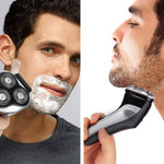 NPET Electric Shaver USB Rechargeable Razor