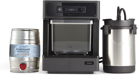"PicoBrew Pico C Beer Brewing Appliance 14"" x 12"" x 16"" Black"