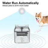 NPET Cat Dog Water Fountain PIR Motion Sensor Switch for Pet Fountain