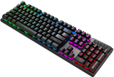 gaming keyboard black