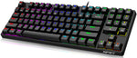 NPET K80 Gaming Keyboard 89 Keys Mechanical Keyboard for Computer