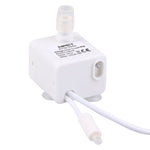 Auto Shut-Off Pump Replacement With LED Light for NPET Cat Water Fountain WF020/WF050