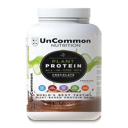 Chocolate Plant Based Protein