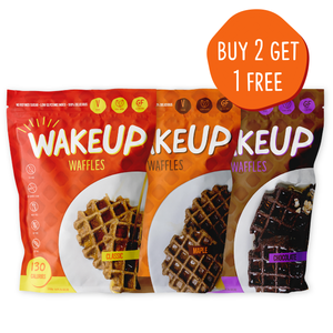Variety Pack - Classic, Maple & Chocolate - Buy 2 Get 1 Free