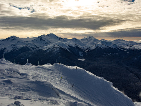 Canadian Whistler Winter #5