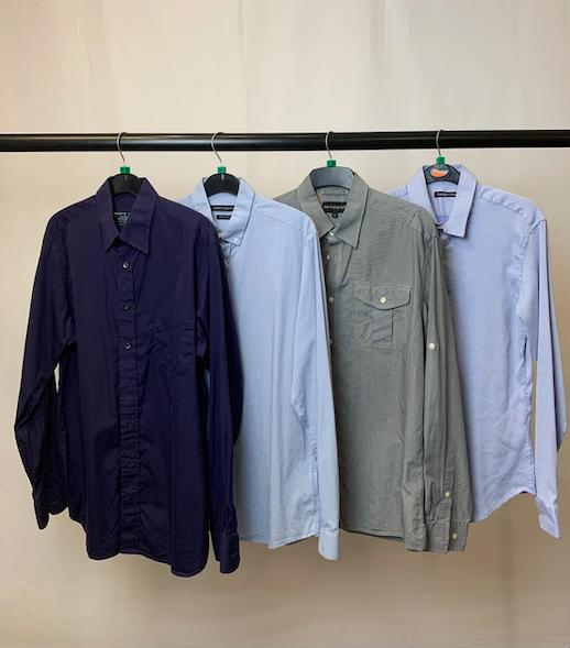 Men's Second-Hand Tops and Shirts