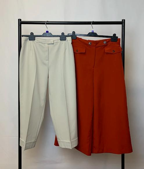 Women's Second-Hand Trousers and Shorts