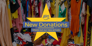 Newly donated items