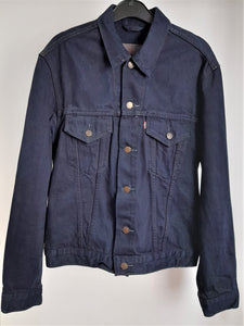 Unisex Levi's Blue Denim Jacket Size Large