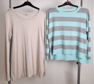 Women's Clothes Bundles 2 Assorted Jumpers Size 10