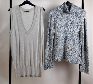 Women's Clothes Bundle 2 Assorted Jumpers Size 14