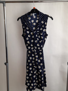 Women's H by Henry Holland Floral Daisy Dress Size 10