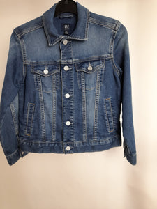 Women's Gap Denim Jacket Size Medium