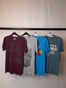 Mens Clothes Bundle 4 Assorted Tops Size Small