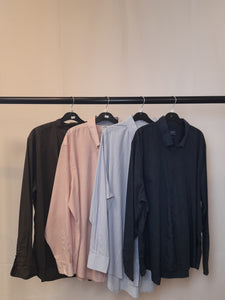 Men's Clothes Bundle 4 Assorted Shirts inc. T M Lewin Size XXL