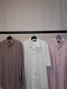 Men's Clothes Bundle 3 M&S Shirts Size 17