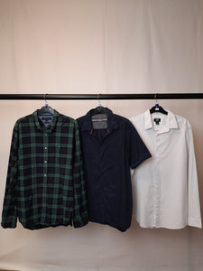 Men's Clothes Bundle 3 Tommy Hilfiger, Linea and H&M Size Large