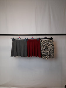 Women's Clothes Bundle 3 Assorted Skirts inc. Pull&Bear Size Small