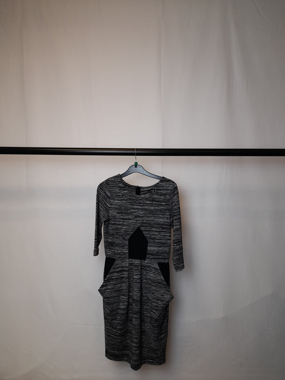 Women's French Connection Midi Dress Size 12