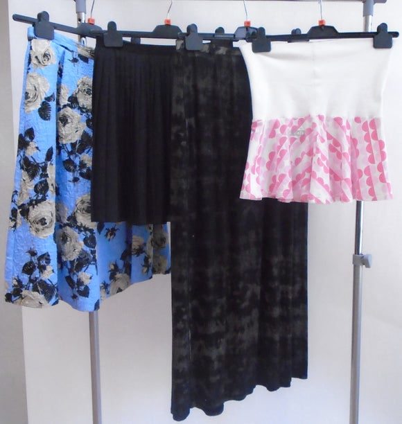 Women's Clothes Bundle - 4 Assorted Skirts - Size 10
